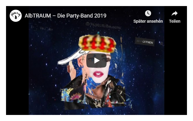 Partymusik für  Wängle